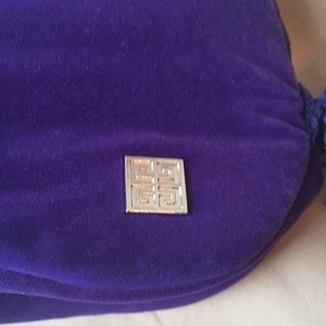 Givenchy Accessories - Authentic Givenchy.  Purple velor